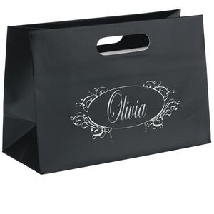 Olivia™ Boutique Die Cut Handle Tote